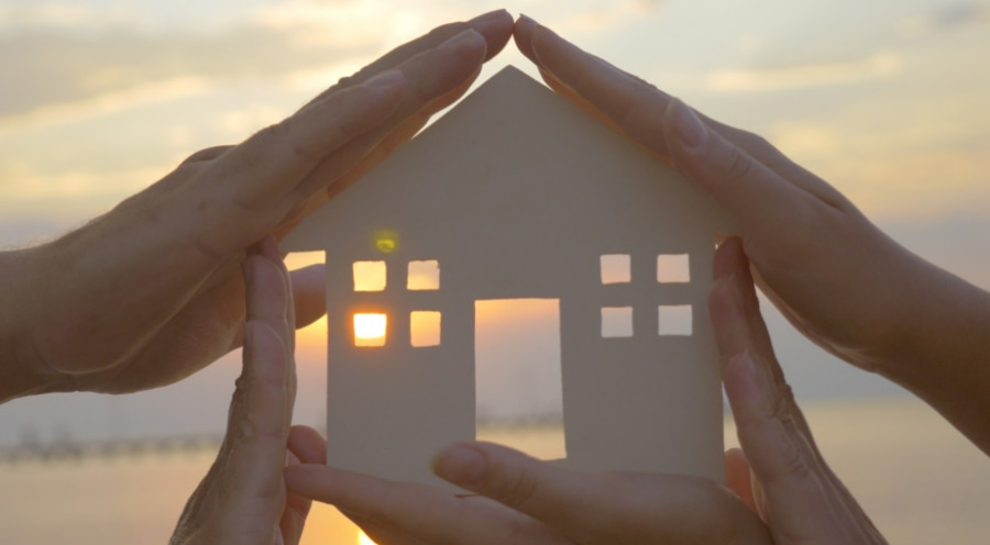 Let's build a home together